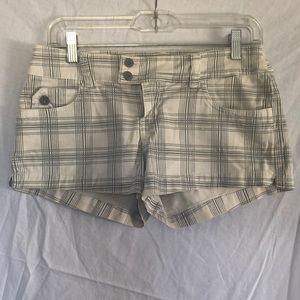 YMI striped shorts